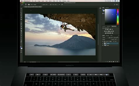 photo shop here s how photoshop will work with the new macbook pro