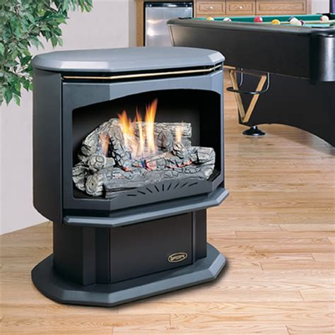 Free Standing Gas Log Fireplace by Free Standing Ventless Gas Fireplace Neiltortorella