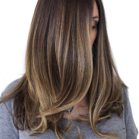 does hair look like ombre when highlights growing out best 25 subtle balayage brunette ideas on pinterest