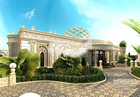 Interior Of A Luxury Villa In Qatar » Home Design 2017