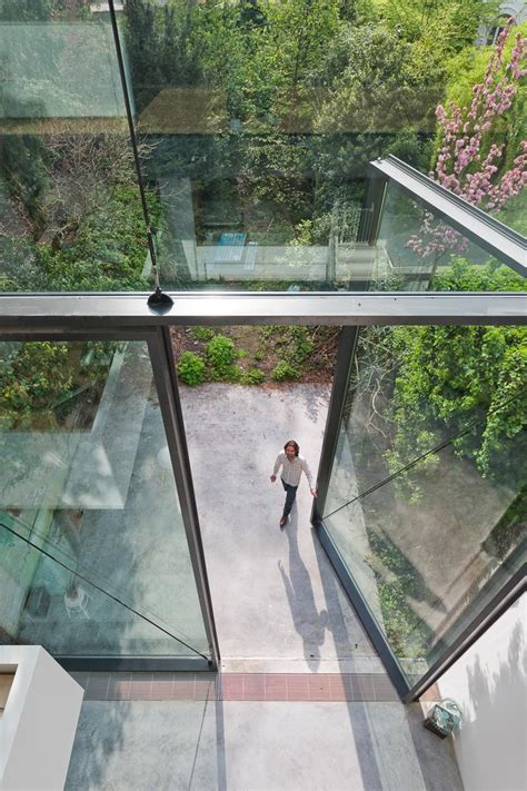 these are the largest glass pivoting doors in