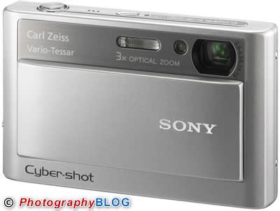 Shiny Product Launch Sony T100 Cybershot by Sony T100 And Sony T20 Photography