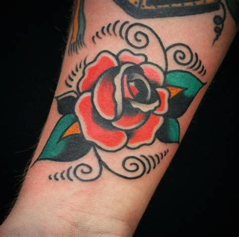 traditional rose tattoo sleeve 1000 ideas about traditional tattoos on