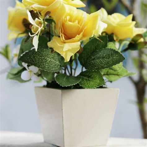 Meja Plastik Murah jual rangkaian bunga plastik hiasan meja harga murah