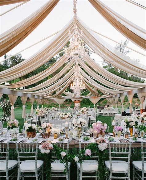 Wedding Outdoor Reception by Top 18 Whimsical Outdoor Wedding Reception Ideas