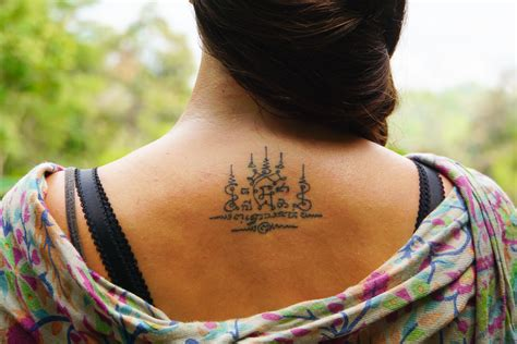 tattoo cost chiang mai how to get a real sak yant tattoo in chiang mai finding