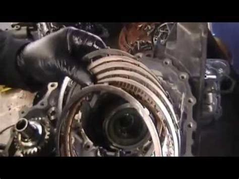 Nissan Cvt Transmission Service How To 2000 2006 Nissan O D Transmission Diagnostic
