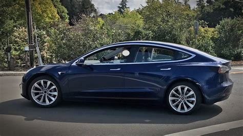 model 3 colors new model 3 photos give us our best look yet at tesla s