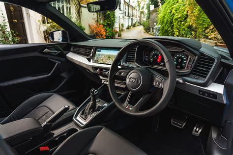 audi a1 2019 engines drive performance parkers