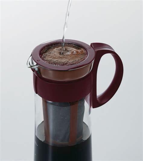 Hario Water Brew Coffee Pot Mcpn 14r 1000ml water brew coffee pot heap seng pte ltd