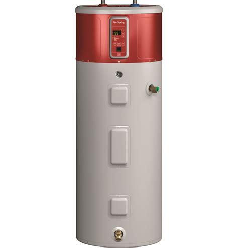 geospring hybrid electric water heater geh50dfejsr ge
