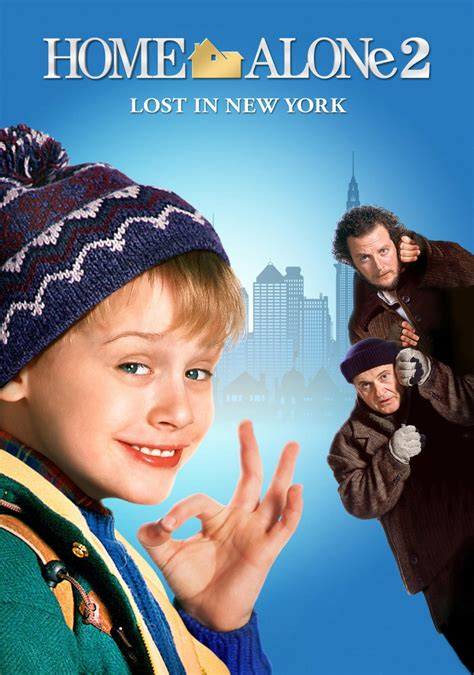 Home Alone Lost In New York by Home Alone 2 Lost In New York Fanart Fanart Tv