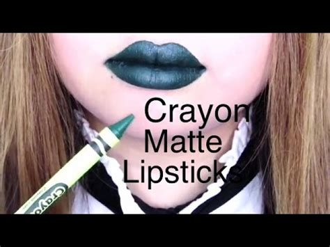 Diy Matte Lipstick By Boon Diy How To Make Matte Lipstick With Crayons