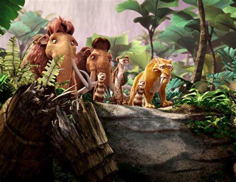 walk the dinosaur queen latifah video premiere walk the dinosaur from ice age 3