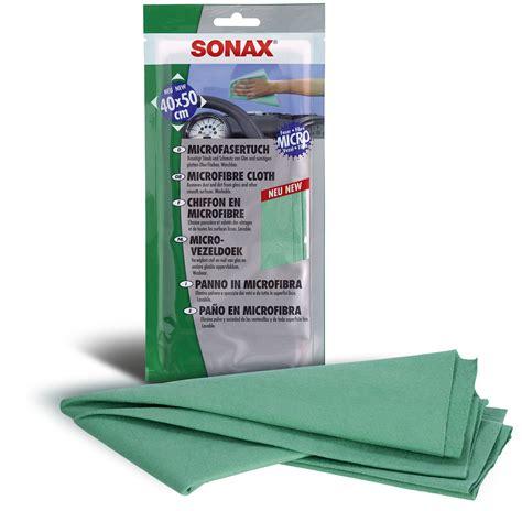 Microfasertuch Auto Polieren by Sonax Microfasertuch F 252 R Alle Glatten Oberfl 228 Chen
