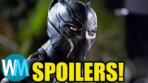Review Mojo Cosmetics 3 by 3 Ways Black Panther Will Change The Mcu Spoiler Review