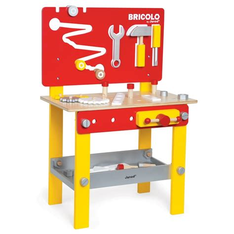 childrens tool bench set redmaster kids workbench tools play set educational
