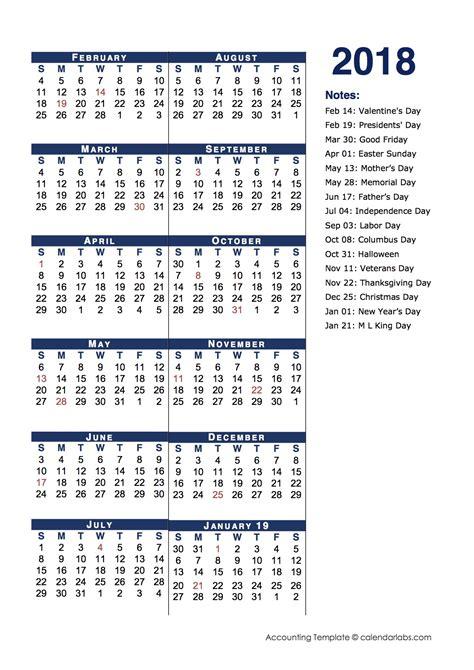 fiscal period calendar     printable templates