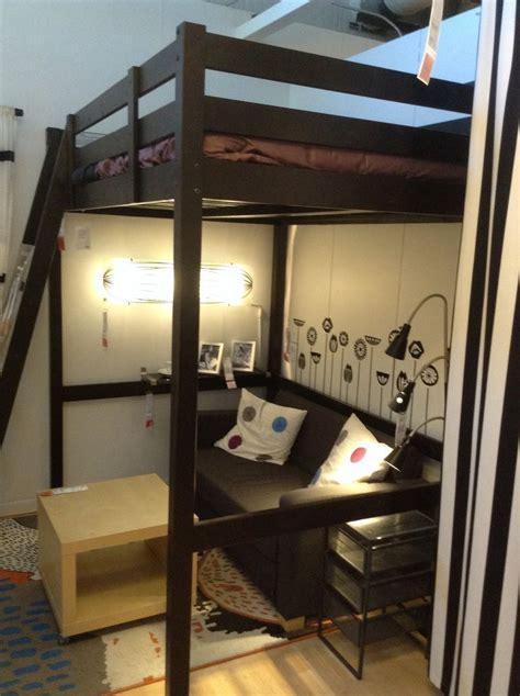 ikea stora loft bed  adults google search ikea decors