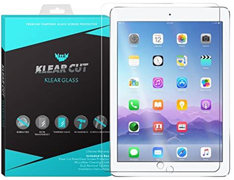 For Apple Pro 129 Clear Gratis Tempered Glass Ultra klear cut klearglass 9h hardness tempered glass screen