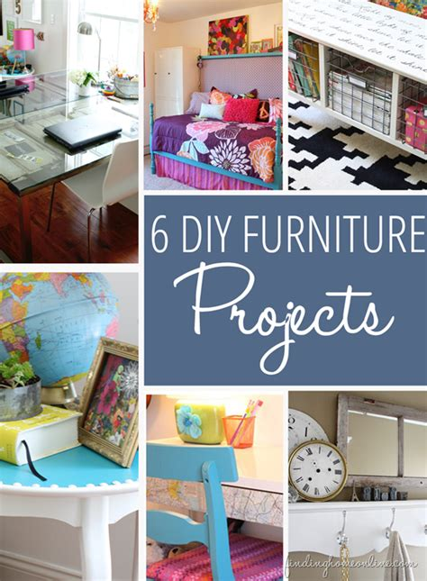 6 diy furniture projects patting yourself on the back