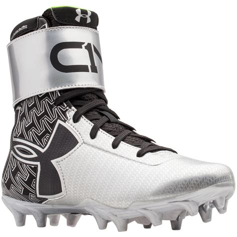 armour football shoes armour c1n mc youth football cleats
