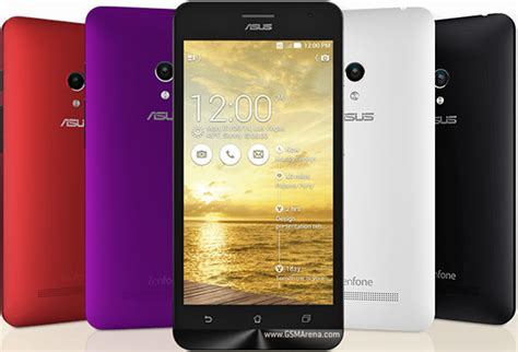 Hp Asus Zenfone A500kl asus zenfone 5 a500kl pictures official photos
