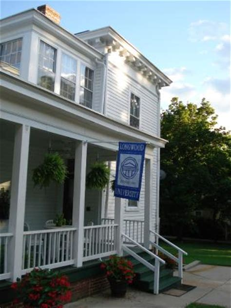 longwood bed and breakfast rear of b b picture of longwood university bed and