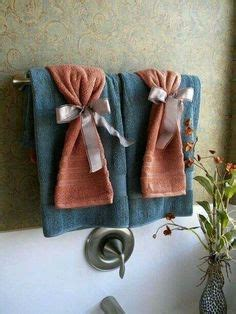 how to decorate your bathroom towels 1000 images about towel bar design on pinterest