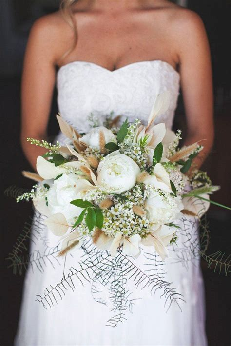 Wildflower Arrangements by 10 Most Ravishingly Rustic Wedding Bouquets