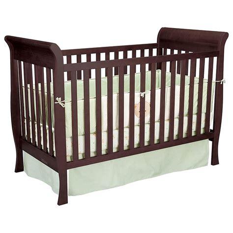 Baby Sleigh Crib by Charleston Sleigh Crib Espresso 380254672