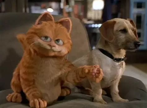 film cartoon garfield what breed is odie from the garfield comics quora