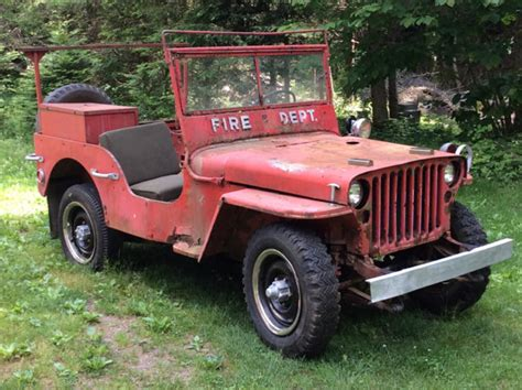 Jeep Fires Industry Vehicles Ewillys