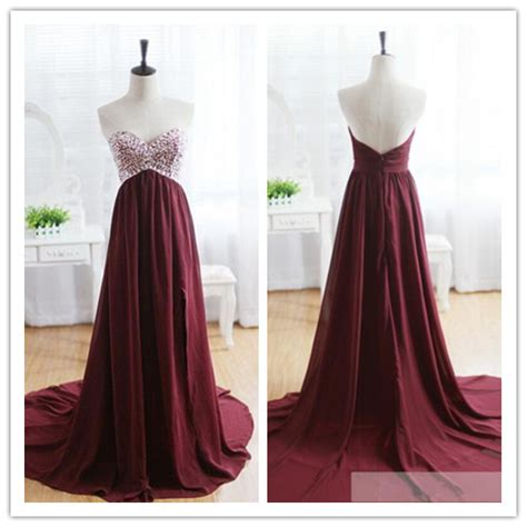 Dress Owl Hoodie Marun Ready evening dress maroon evening dress 2016 evening dress