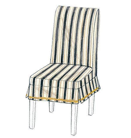 mccall s pattern m4404 chair cover essentials jaycotts