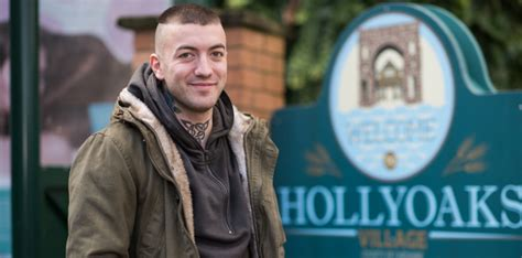 Secret Secret Mcqueen hollyoaks reveals bart mcqueen s secret metro news