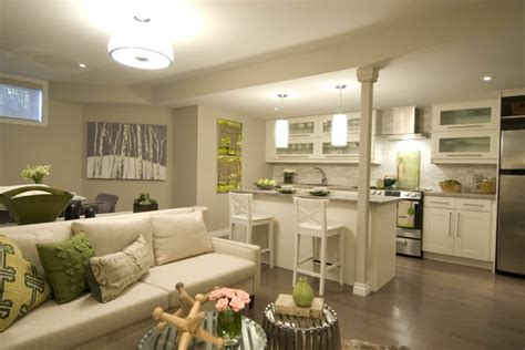 Open Concept Bungalow House Plans by Cuisine Ouverte Sur Salon Une Solution Pour Tous Les Espaces