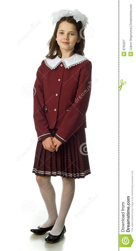 school girl uniform stock photos pictures royalty free the cherry girl in a school uniform royalty free stock