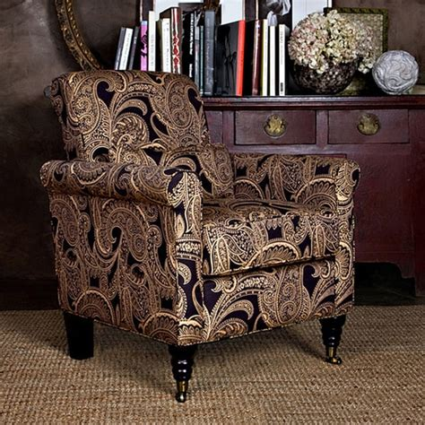 black and white paisley chair handy living harlow black paisley accent arm chair free