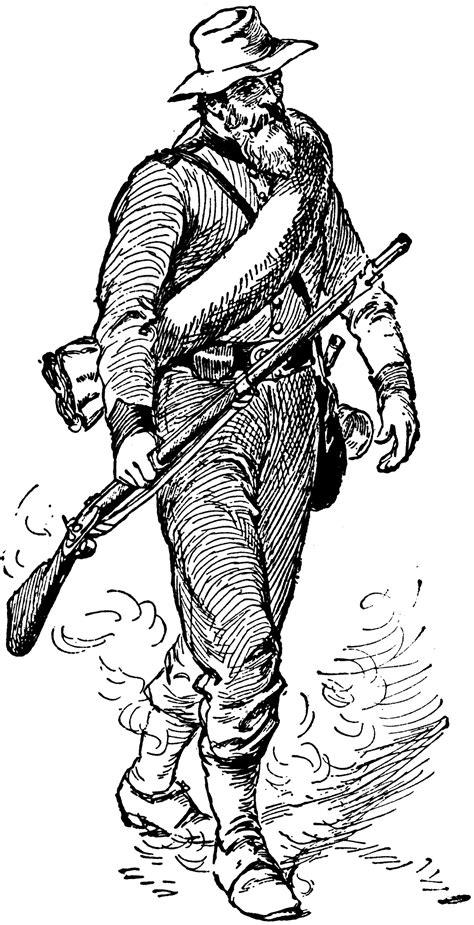 Confederate   ClipArt ETC