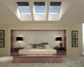 stylish bedrooms 23 stylish bedrooms that bring home the beauty of skylights