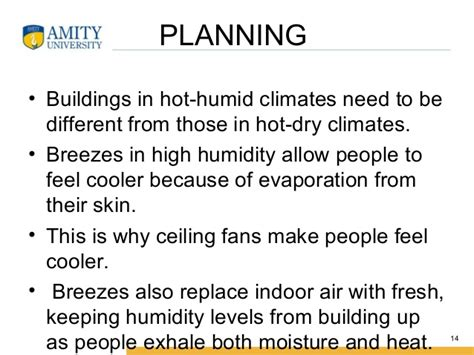 design criteria for warm and humid climate hot and humid island climate