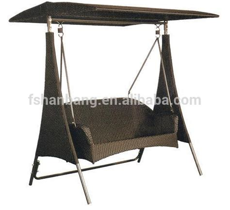 double seat swing outdoor patio two double seat swing buy double seat