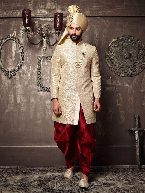 183 best Men's Wedding Sherwani images on Pinterest