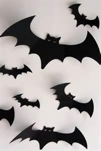 bat decorations for halloween bat wall decoration halloween swarm of bats b folksy