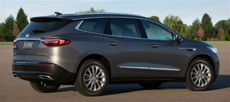 2018 buick enclave release date 2018 buick enclave changes and release date