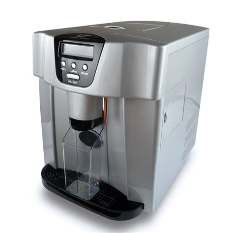 Countertop Machine by Portable Cube Maker Cold Water Countertop Compact