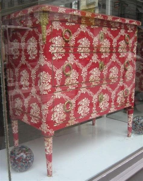 Diy Decoupage Furniture - diy how to decoupage furniture home decor