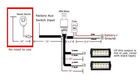 fog lamp wiring diagram  tundra schematic  wiring
