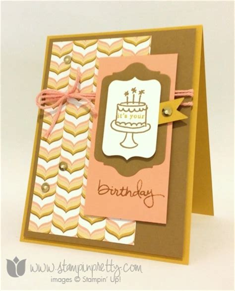 Endless Birthday Card stin up endless birthday wishes card stin pretty